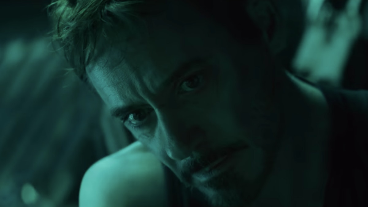 This 'Avengers: Endgame' Photo Reveals The Whole Cast Came Together For That Heartbreaking End Scene
