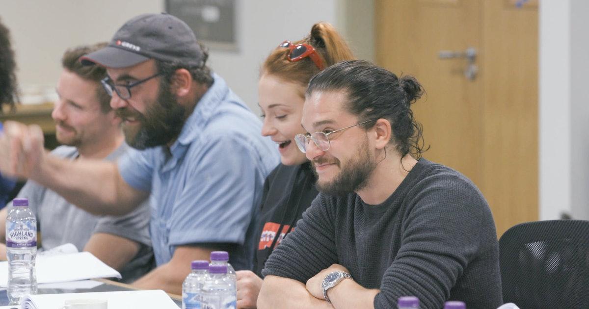 Kit Harington's Reaction To Learning Jon Kills Dany On 'Game Of Thrones' Will Make You Sob