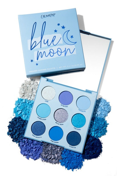 Blue Moon Shadow Palette