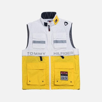 KITH x Tommy Hilfiger Sailing Utility Vest