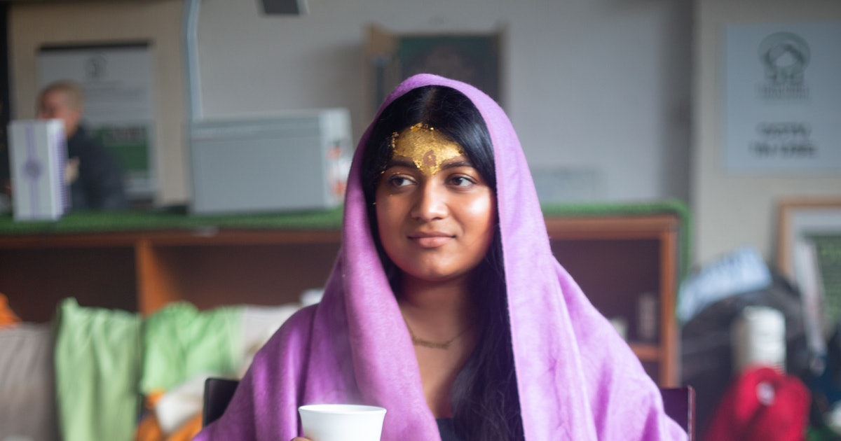 Rebecca Dharmapalan Uses Art As A Means Of Activism For The Tamil People & Other Marginalized Communities