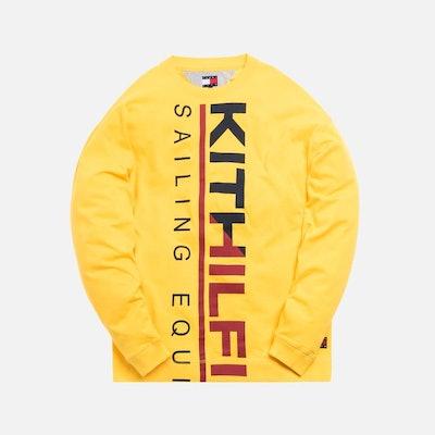 KITH x Tommy Hilfiger Sailing L/S Tee