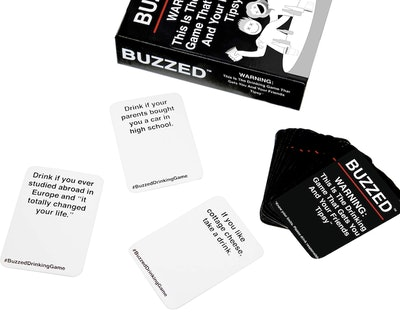 Buzzed: The Drinking Game That Gets You and Your Friends Tipsy