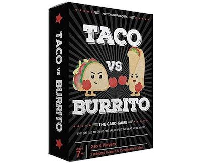 Taco vs Burrito, The Card Game