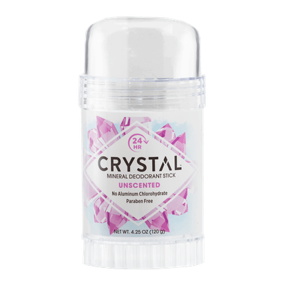Crystal Deodorant Stick (2 Pack)