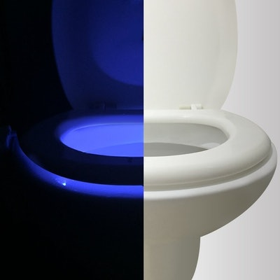 Vintar Motion Sensor LED Toilet Night Light