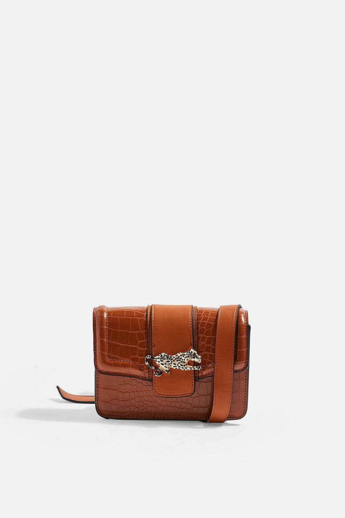 Cheetah Belt Bag