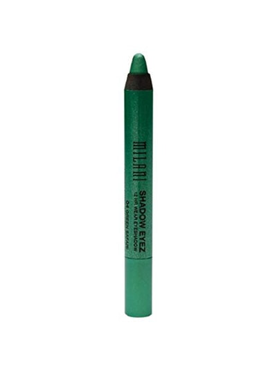 Eyeshadow Pencil In Green Safari