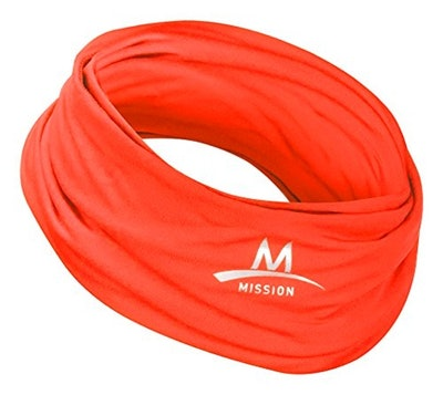 Mission Multi-Cool Gaiter and Headware