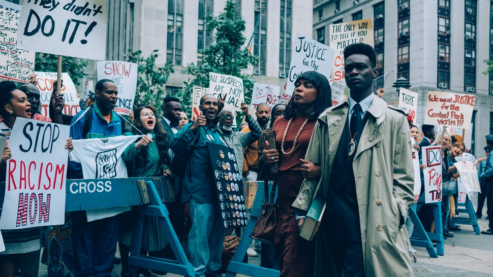 Image result for when they see us cast