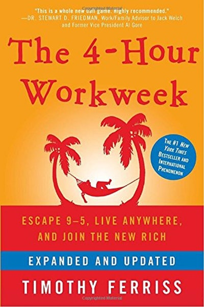 The 4-Hour Work Week, Hardcover