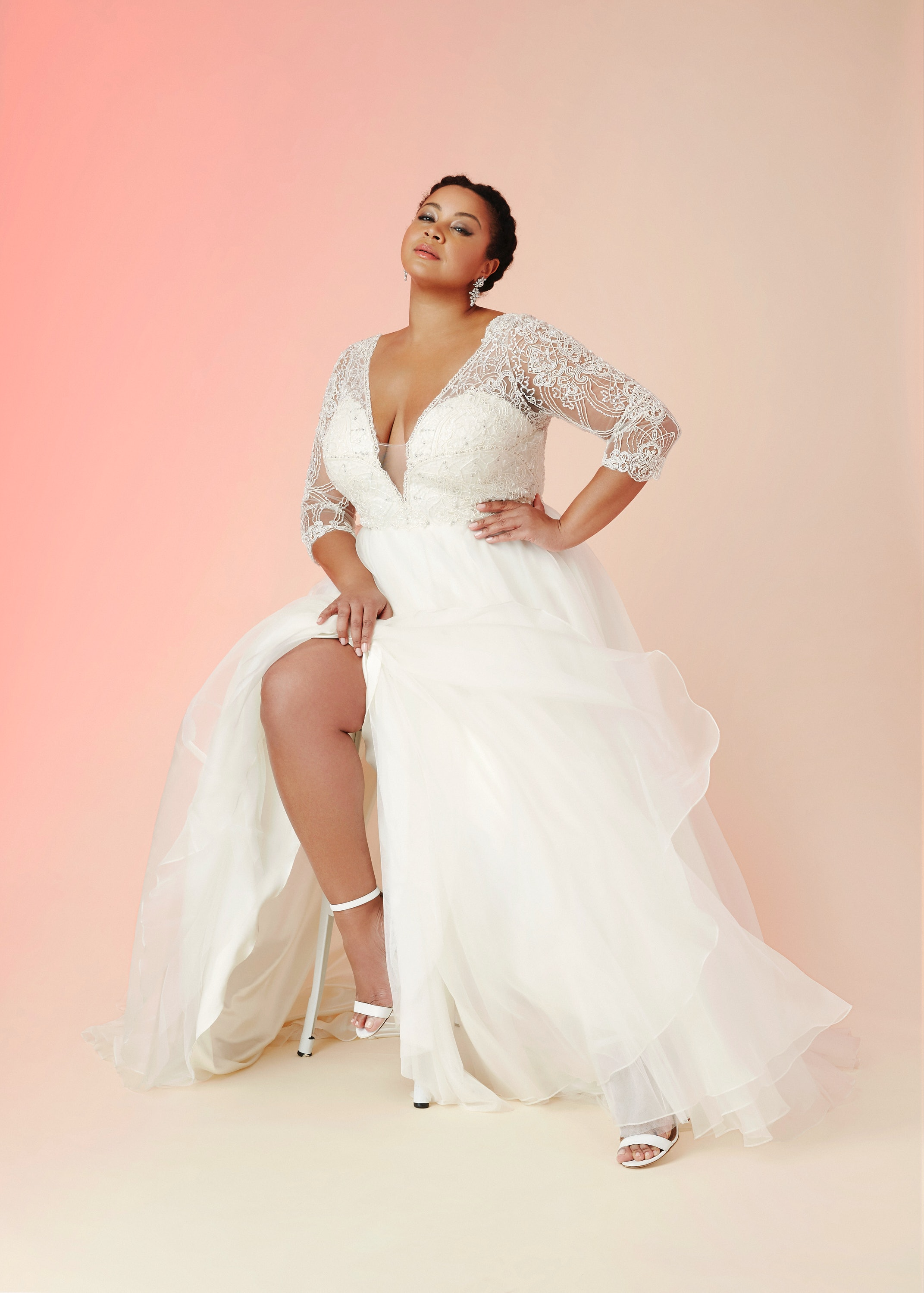 12 Of The Best Plus Size Wedding Gowns You Can Buy Right Now ...