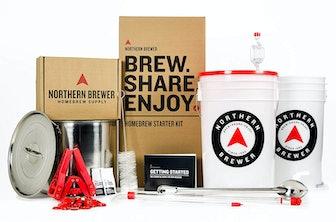 Northern Brewer 5-Gallon Homebrewing Starter Set