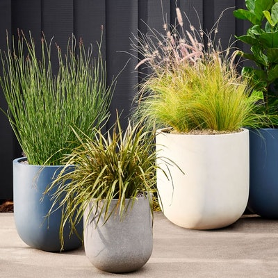 Radius Planter, Medium