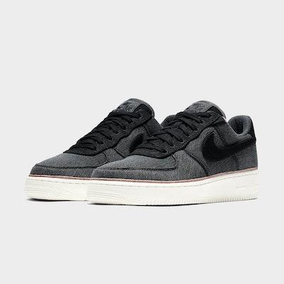 3x1 Nike Air Force 1 Sneaker Collaboration - Black Denim Selvedge