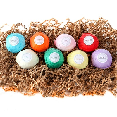 Hanza Bath Bombs Set (8 Pack)