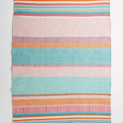 Anthropologie Dawson Indoor/Outdoor Rug 5x8