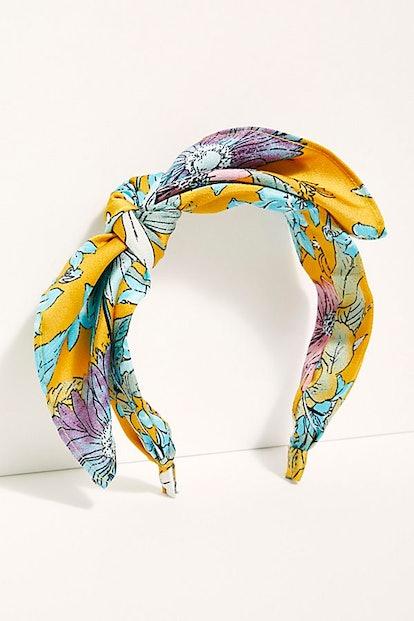 Palm Springs Tie Headband