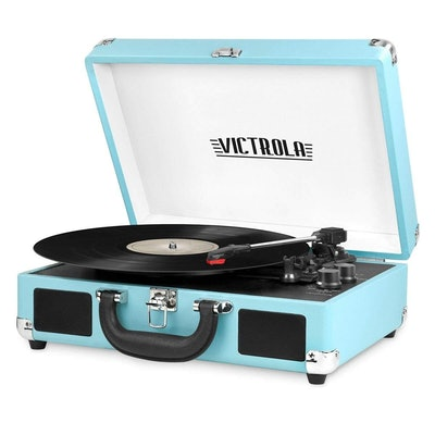 Victrola Turntable and Bluetooth Stereo