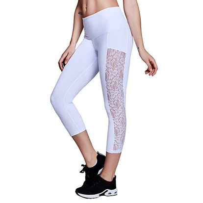 Matymats Lace Leggings