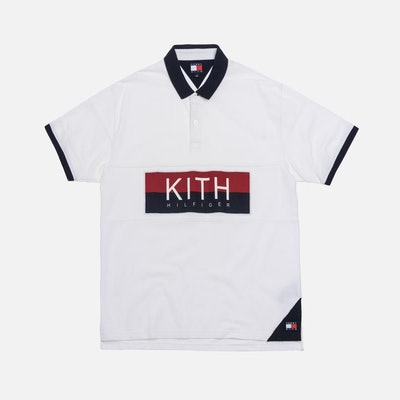 KITH x Tommy Hilfiger Chest Stripe Polo