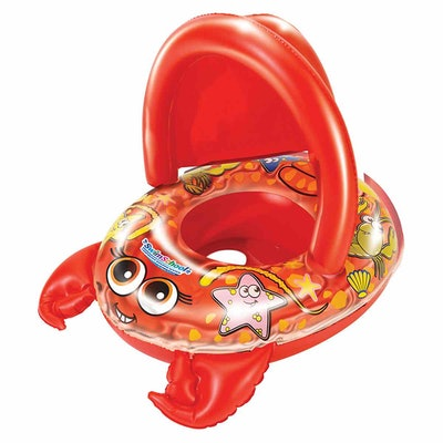 Toddlers' Lobster Character Baby Boat