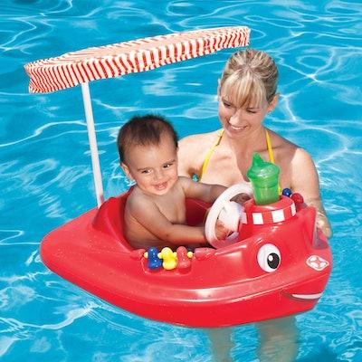 Baby Tug Boat