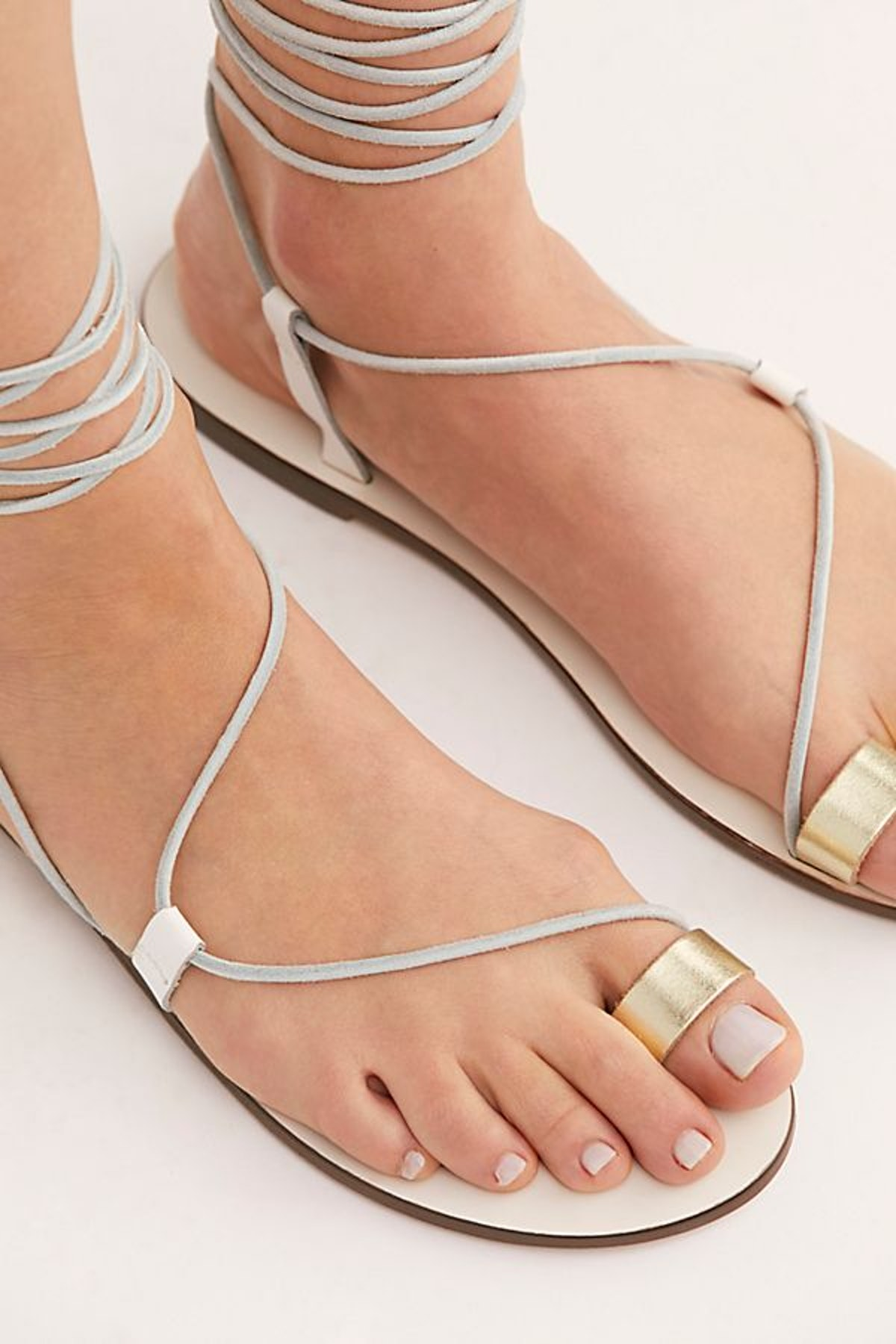 Aloha Wrap Sandal