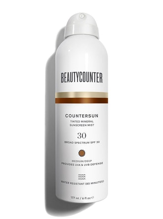 Countersun Tinted Mineral Sunscreen Mist