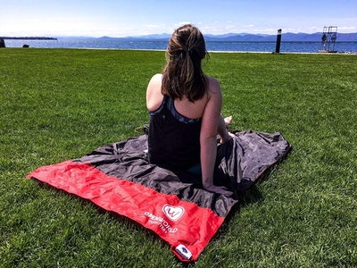 OpenWorld Outfitters Emergency Blanket