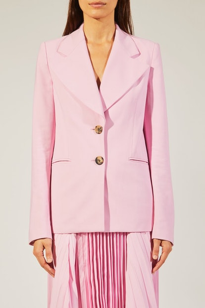 The Alexis Blazer In Tulip