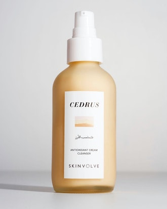 Cedrus Antioxidant Cream Cleanser