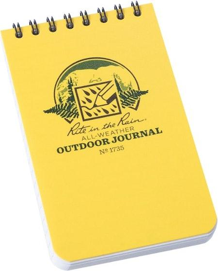 Rite in the Rain Outdoor Journal