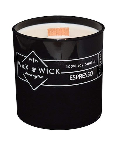 Wax And Wick Scented Candle