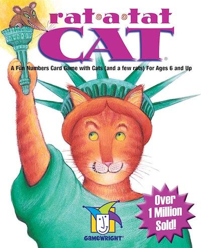 Gamewright Rat-A-Tat Cat