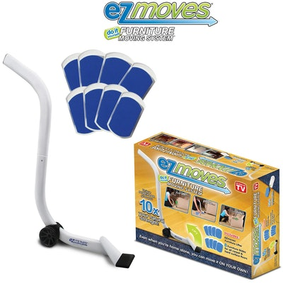 EZ Moves Furniture Moving Pads System