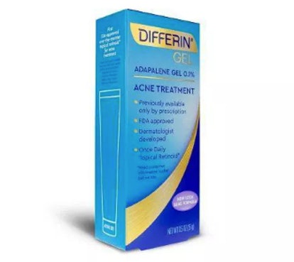 Differin Adapalene Gel 0.1% Acne Treatment - 15g