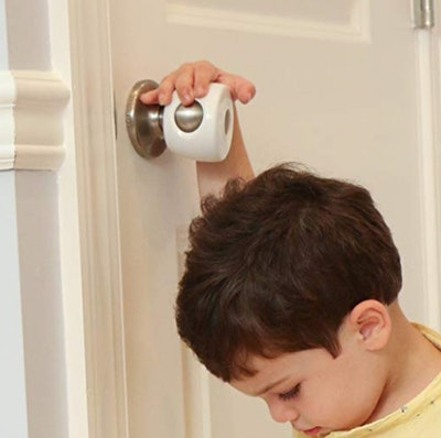 Door Knob Covers - 4 Pack - Child Safety Cover