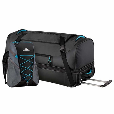 Duffel and Backpack Set