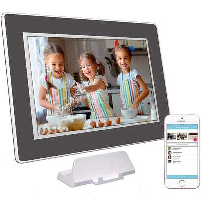 10 Inch WiFi Cloud Digital Picture Frame