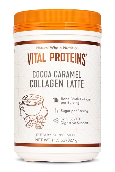 Bone Broth Collagen Latte