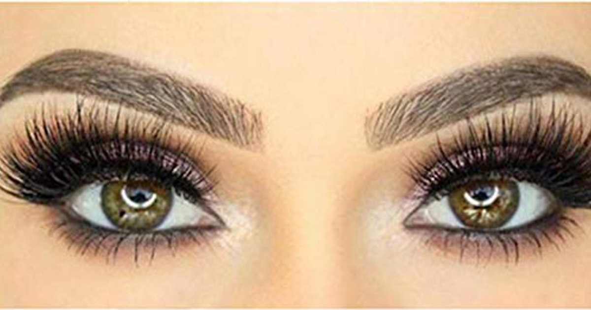 Crosfen 3-D Reusable Eyelashes With Applicator