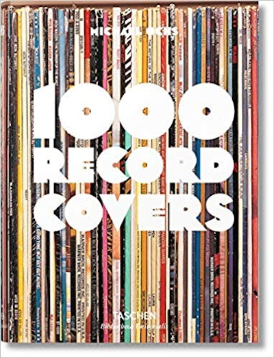 """1000 Record Covers"" by Michael Ochs"