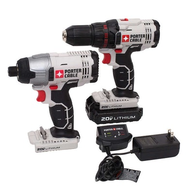 Drill and Driver Set