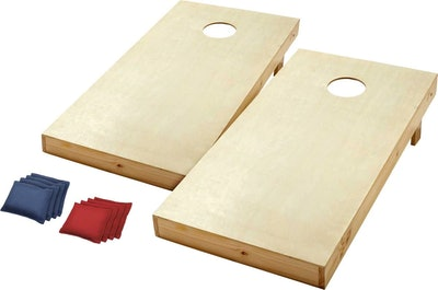 Traditional Cornhole Board Set