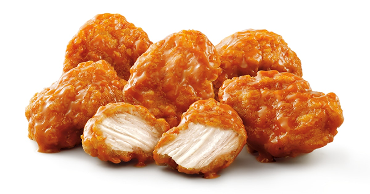 Here's How To Get Sonic's Half-Price Wings On May 29 For A Tasty Deal