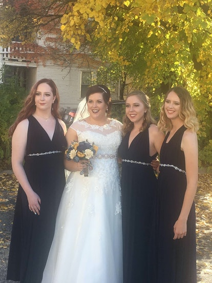 15 Plus Size Brides On What They Wish They Would Have Known Before Going Wedding Dress Shopping,Wedding Bathing Suit Dress