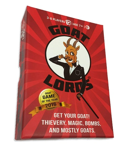 Gatewick Games Goat Lords Card Game