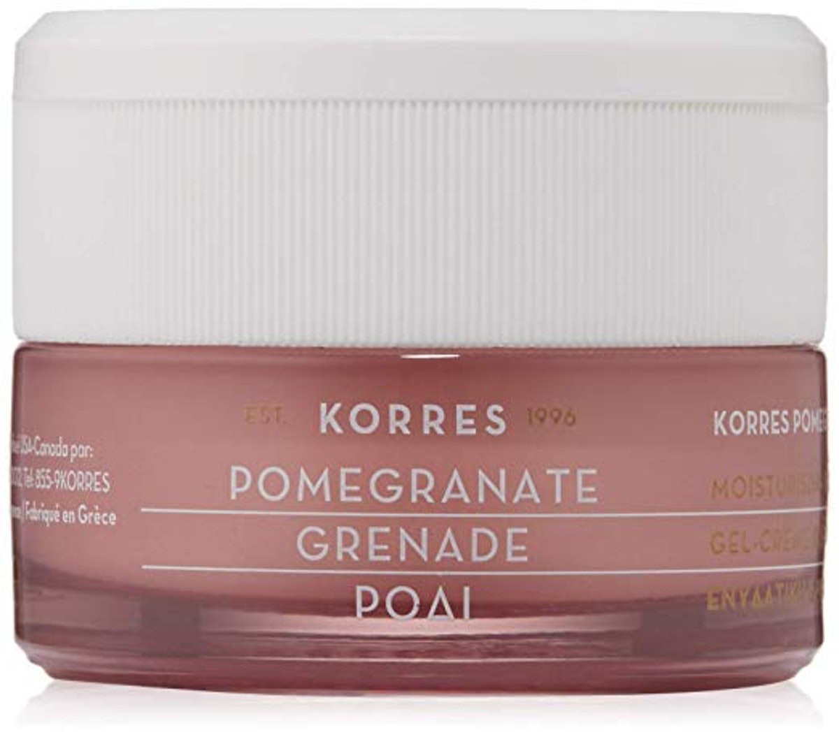 Korres Pomegranate Balancing Cream-Gel