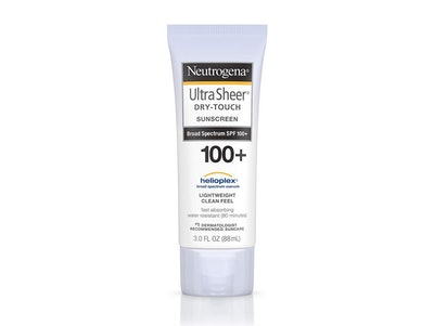Neutrogena Ultra Sheer Dry-Touch Sunscreen SPF 100+